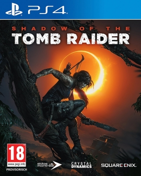 Shadow of the Tomb Raider (PlayStation 4)