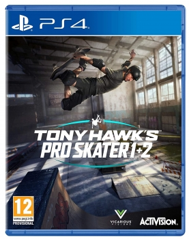 Tony Hawk´s Pro Skater 1+2 (PlayStation 4)