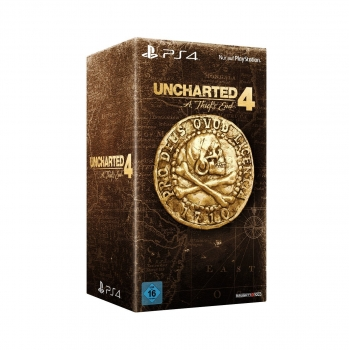 Uncharted 4 A Thief's End Libertalia Collector's Edition (PlayStation 4)