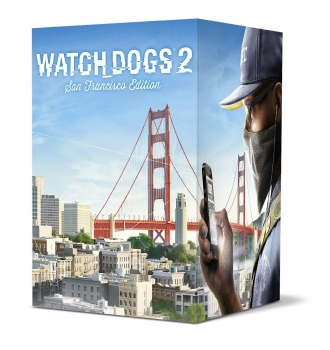 Watch Dogs 2 Collector's Edition (PlayStation 4)