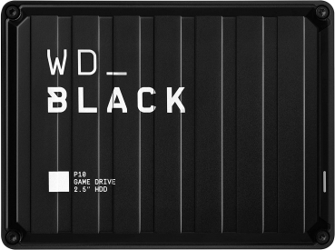 WD_Black P10 Festplatte 4TB (PlayStation 4, Xbox One, PC)
