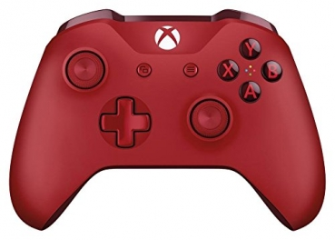 Microsoft Wireless Controller Red (Xbox One)