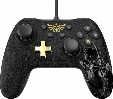 Zelda Breath of the Wild Controller (Nintendo Switch)