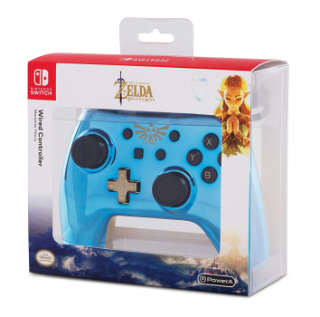 Zelda Breath of the Wild Limited Edition Controller (Nintendo Switch)
