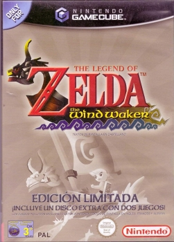 The Legend of Zelda The Wind Waker Limited Edition (Nintendo GameCube)