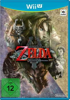 Zelda Twilight Princess HD (Nintendo Wii U)