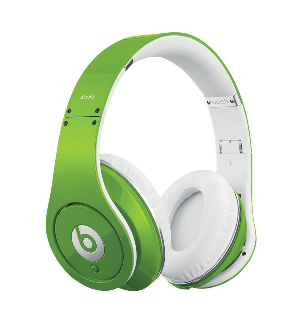 Beats By Dr Dre Studio Green Kopfhörer Onlineshop