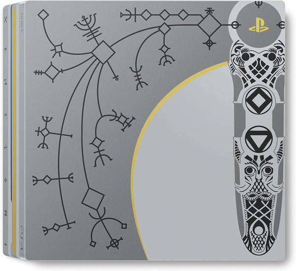 Sony PlayStation 4 Pro Konsole Limited Edition (1TB) inklusive God of War