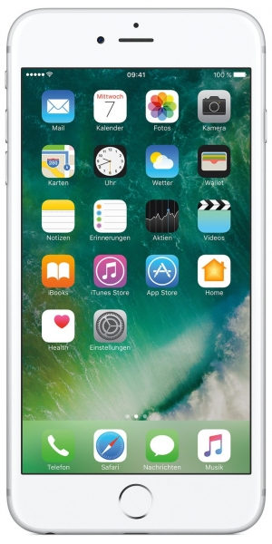 Apple iPhone 6s Plus 32 GB (Silver)