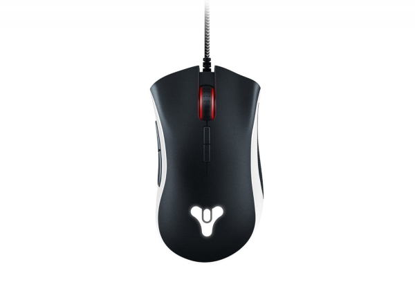 Razer DeathAdder Elite Destiny 2 Edition Chroma RGB beleuchtete Gaming Maus