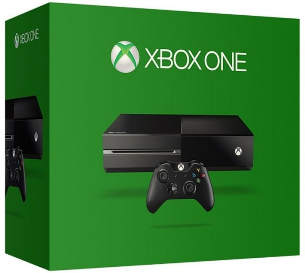 Microsoft Xbox One Konsole (500GB) inklusive 1 Controller