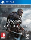 Assassin´s Creed Valhalla Ultimate Edition (PlayStation 4)