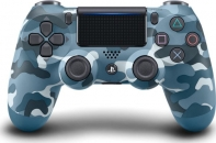Sony Dualshock 4 Blue Camouflage (PlayStation 4)