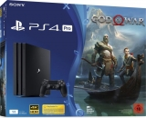 Sony PlayStation 4 Pro Konsole Black (1TB) inklusive God of War