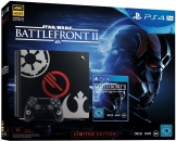 Sony PlayStation 4 Pro Konsole Limited Edition (1TB) inklusive Star Wars Battlefront 2 Elite Trooper Deluxe Edition