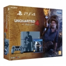 Sony PlayStation 4 Konsole Limited Edition (1TB) inklusive Uncharted 4 A Thief's End