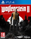 Wolfenstein II The New Colossus mit Symbolik (PlayStation 4)